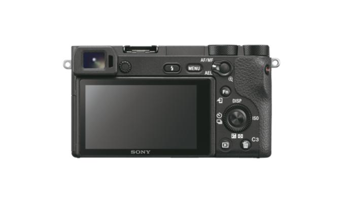 6500 + SEL1670Z SLR-Kamera-Set 24.2MP CMOS 6000 x 4000Pixel Schwarz