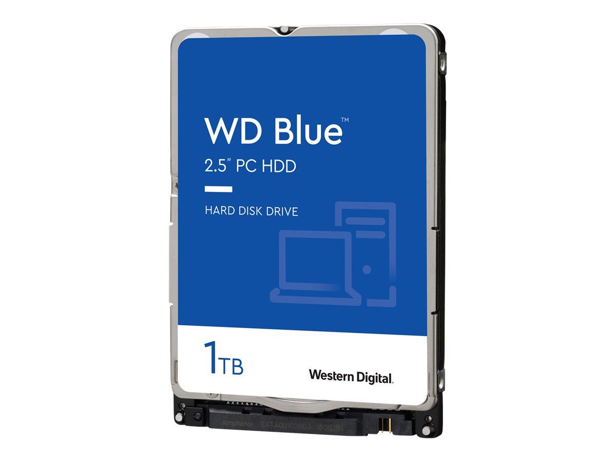 """WD Blue WD10SPZX - Festplatte - 1 TB - intern - 2.5"""" (6.4 cm)"""