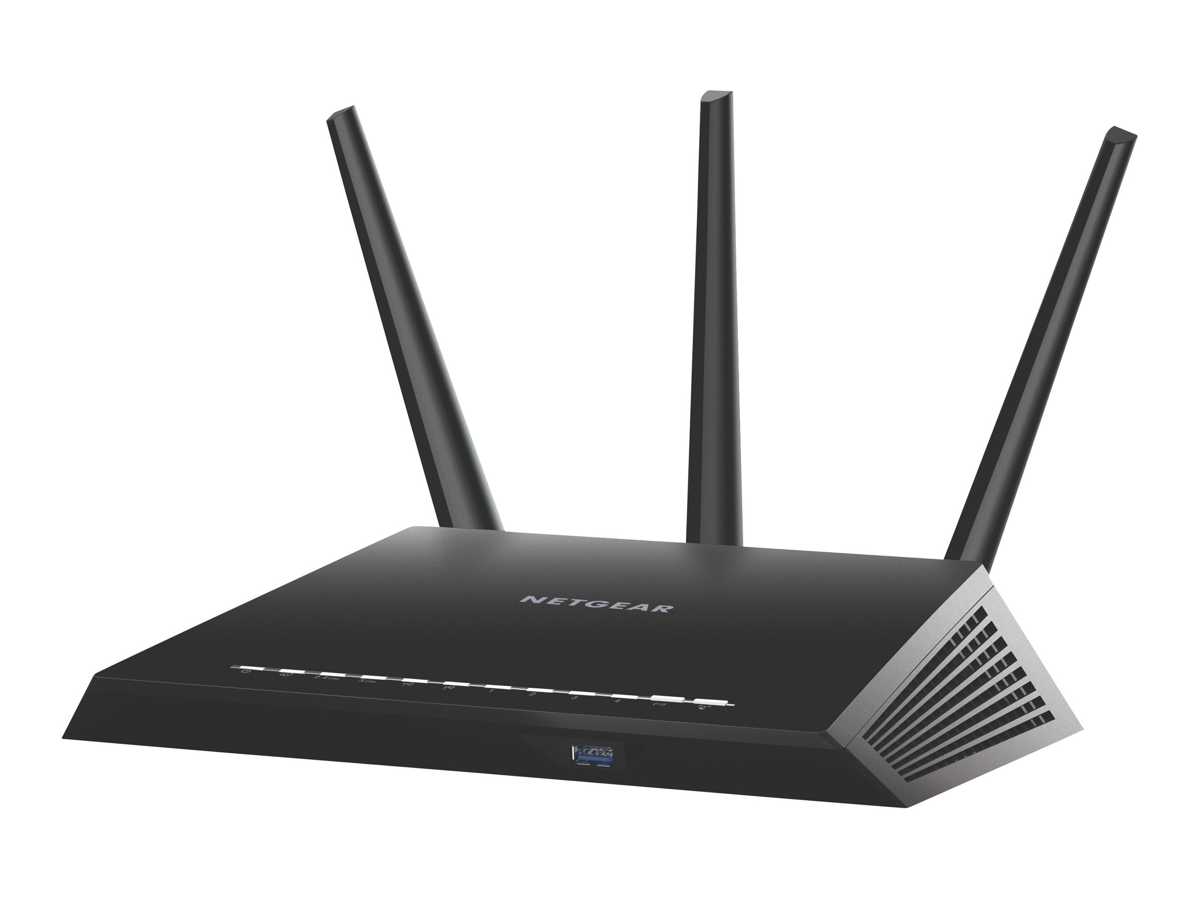 Vorschau: Netgear R7000 - Wireless Router - 4-Port-Switch