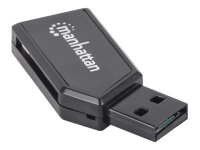 101677 Kartenleser USB 2.0 Schwarz