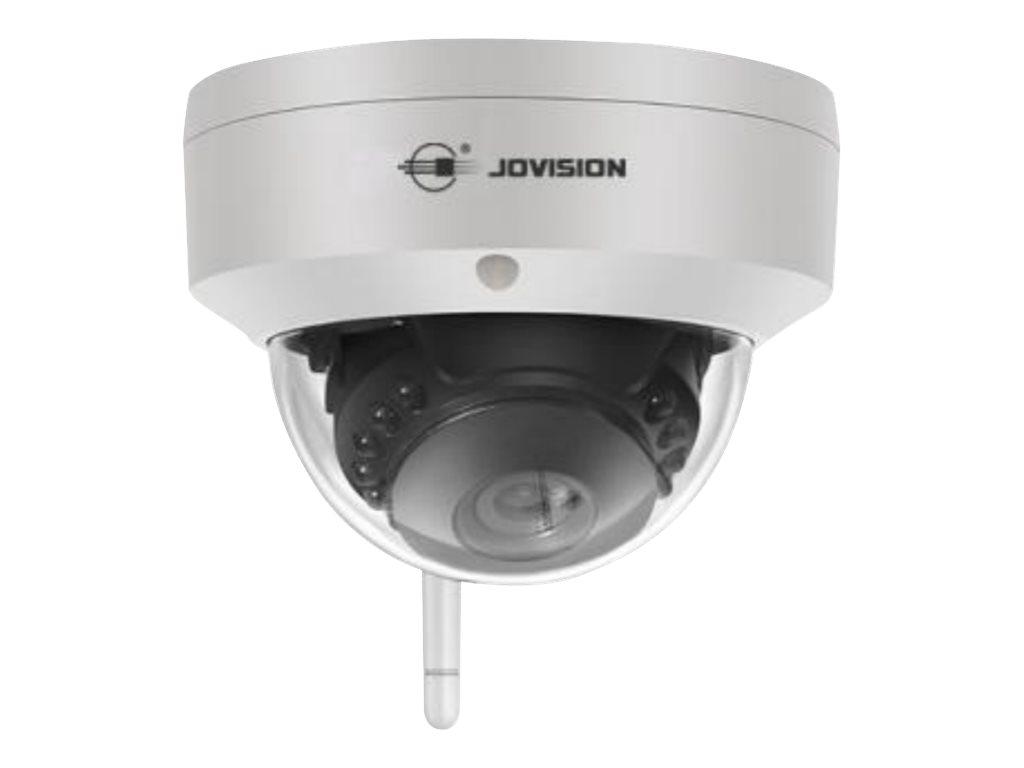 Jovision JVS-N3622-WF - Netzwerk-Überwachungskamera - Kuppel - vandalismusgeschützt - Farbe (Tag&Nacht)