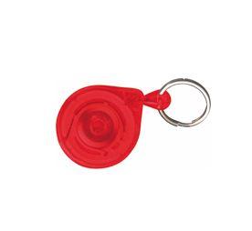 Rieffel KB MINI - Schlüsselanhänger - Rot - Nylon - 50 g - 1 Stück(e)