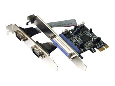 Dawicontrol DC 9112 PCIE - Adapter Parallel/Seriell
