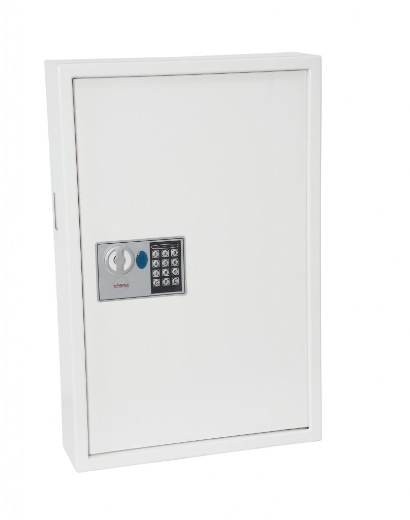 Phoenix Safe Co. KS0033E - Weiß - Zahlenschloss - 430 x 130 x 660 mm