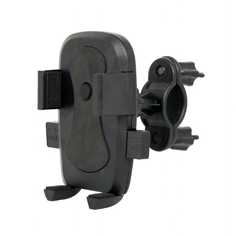 Gembird TA-BH-01 - Handy/Smartphone - Fahrradhalterung für den Außenbereich - Fahrrad - Schwarz