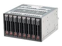 "Supermicro Mobile Rack M28SACB-OEM - Geh?use f?r Speicherlaufwerke - 2.5"" (6.4 cm)"