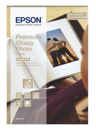 Epson Premium Glossy Photo Paper - Fotopapier, glänzend - 100 x 150 mm