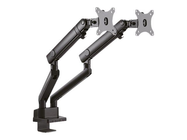 ICY BOX ICY BOX IB-MS314-T - Tischhalterung für 2 Monitore (einstellbarer Doppelarm)