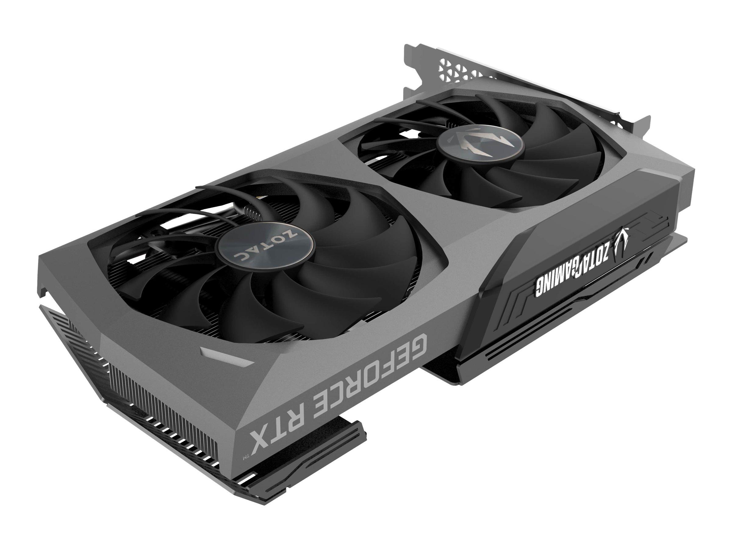 ZOTAC GAMING GeForce RTX 3070 Twin Edge - Grafikkarten