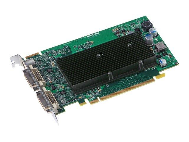 Matrox M9120 - Grafikkarten - M9120 - 512 MB DDR2