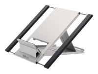 iPad/Laptop-Standardständer - Silber - 25,4 cm (10 Zoll) - 55,9 cm (22 Zoll) - 5 kg - 180 - 270 mm - 0 - 52°