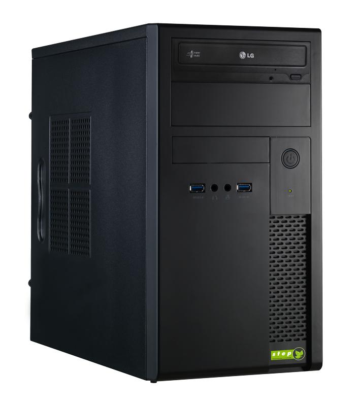Step Basic A204-G320M - 3,2 GHz - AMD Athlon - 2200GE - 4 GB - 240 GB - DVD?RW