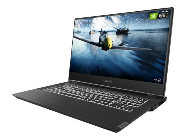 Lenovo Legion Y540-17IRH 81Q4 - Core i7 9750H / 2.6 GHz - Win 10 Home 64-Bit - 16 GB RAM - 512 GB SSD NVMe + 1 TB HDD -