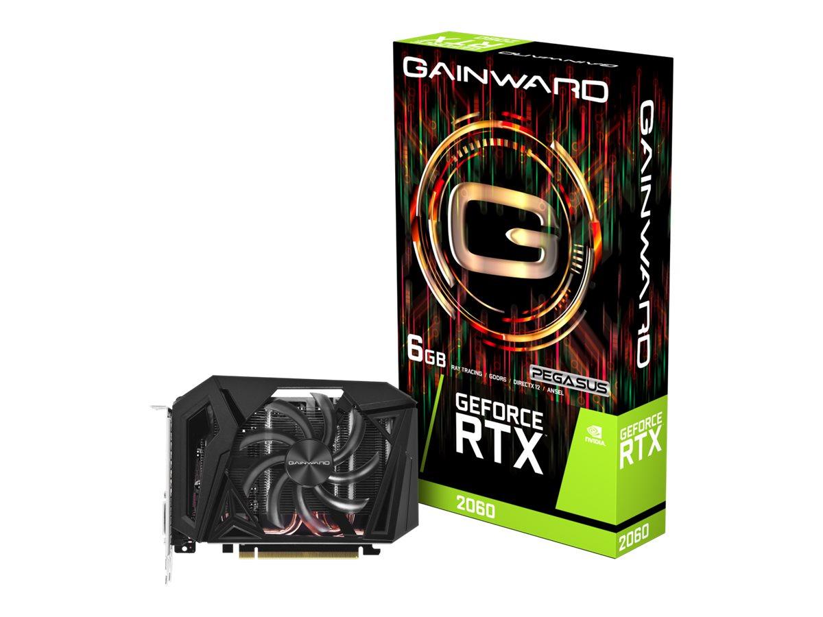 Gainward GeForce RTX 2060 Pegasus - Grafikkarten