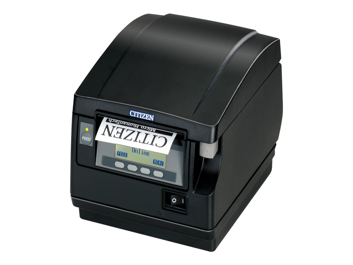 Citizen CT-S851II - Belegdrucker - Thermozeile - Roll (8,3 cm)