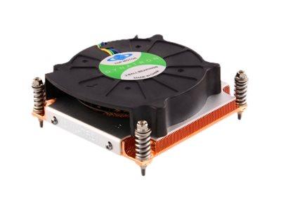 Inter-Tech K-199 - Prozessor-Luftkühler - (für: LGA1156, LGA1155, LGA1150, LGA1151)