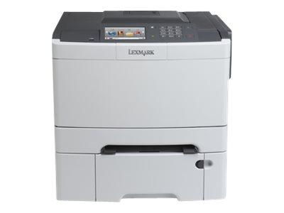 CS510dte - Drucker - Farbe - Duplex - Laser - A4/Legal - 1200 x 1200 dpi - bis zu 30 Seiten/Min. (einfarbig)/