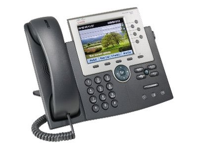 Cisco 7965G Unified IP Phone (CP-7965G=)
