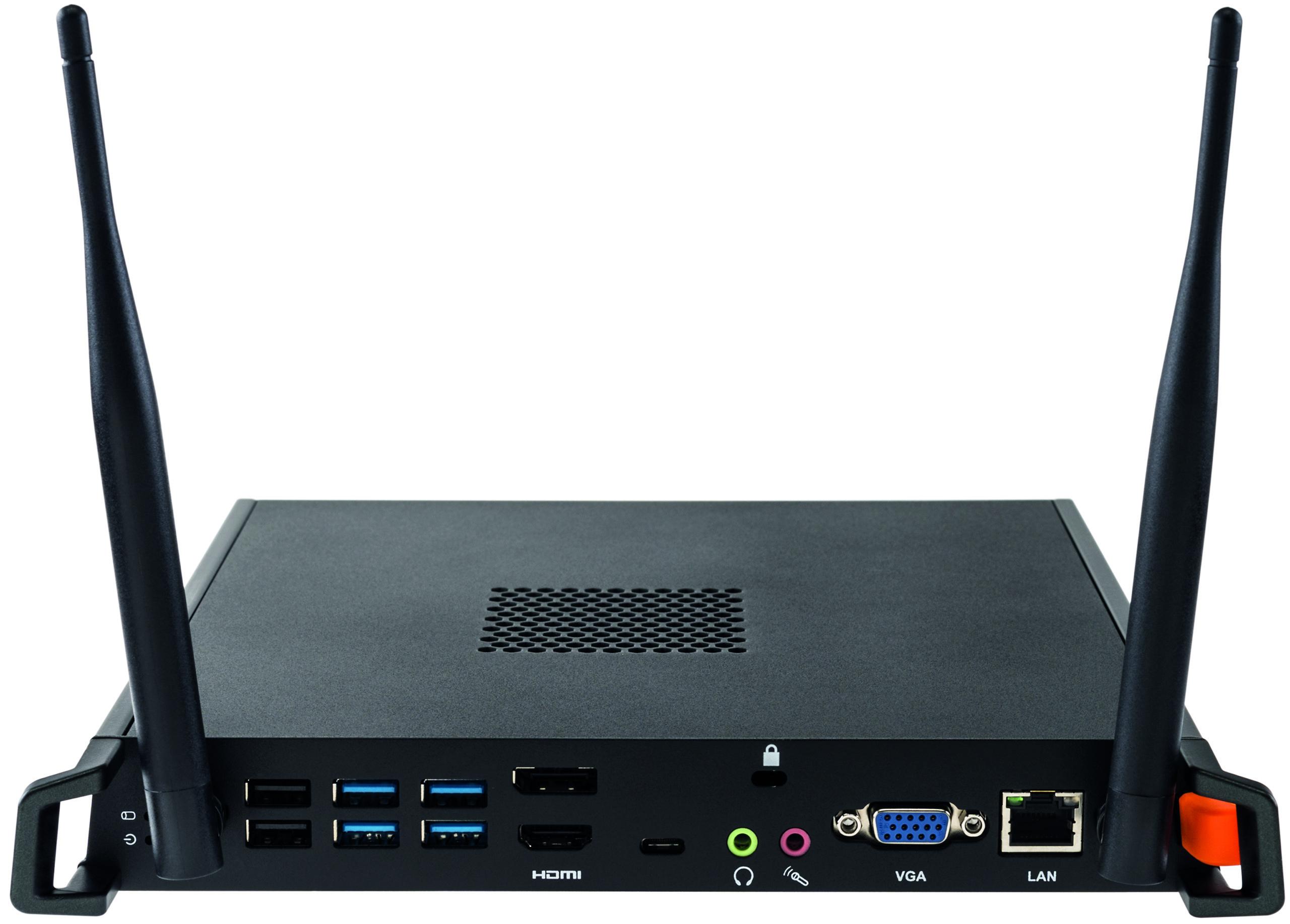 Iiyama SPC5801BC - Digital Signage-Player - Intel Core i5