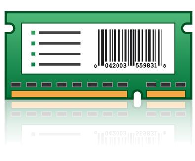 Lexmark Bar Code Card and Forms Card - Ethernet