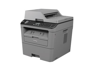 Brother MFC-L2700DN - Multifunktionsdrucker - s/w - Laser - Legal (216 x 356 mm)