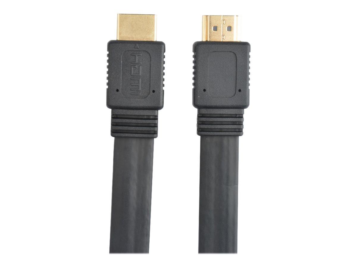 Vorschau: Techly HDMI mit Ethernetkabel - HDMI (M) bis HDMI (M)