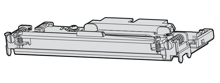 HONEYWELL 1 - 300 dpi - Druckkopf