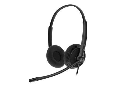 Yealink YHS34 Dual - Headset - On-Ear - kabelgebunden