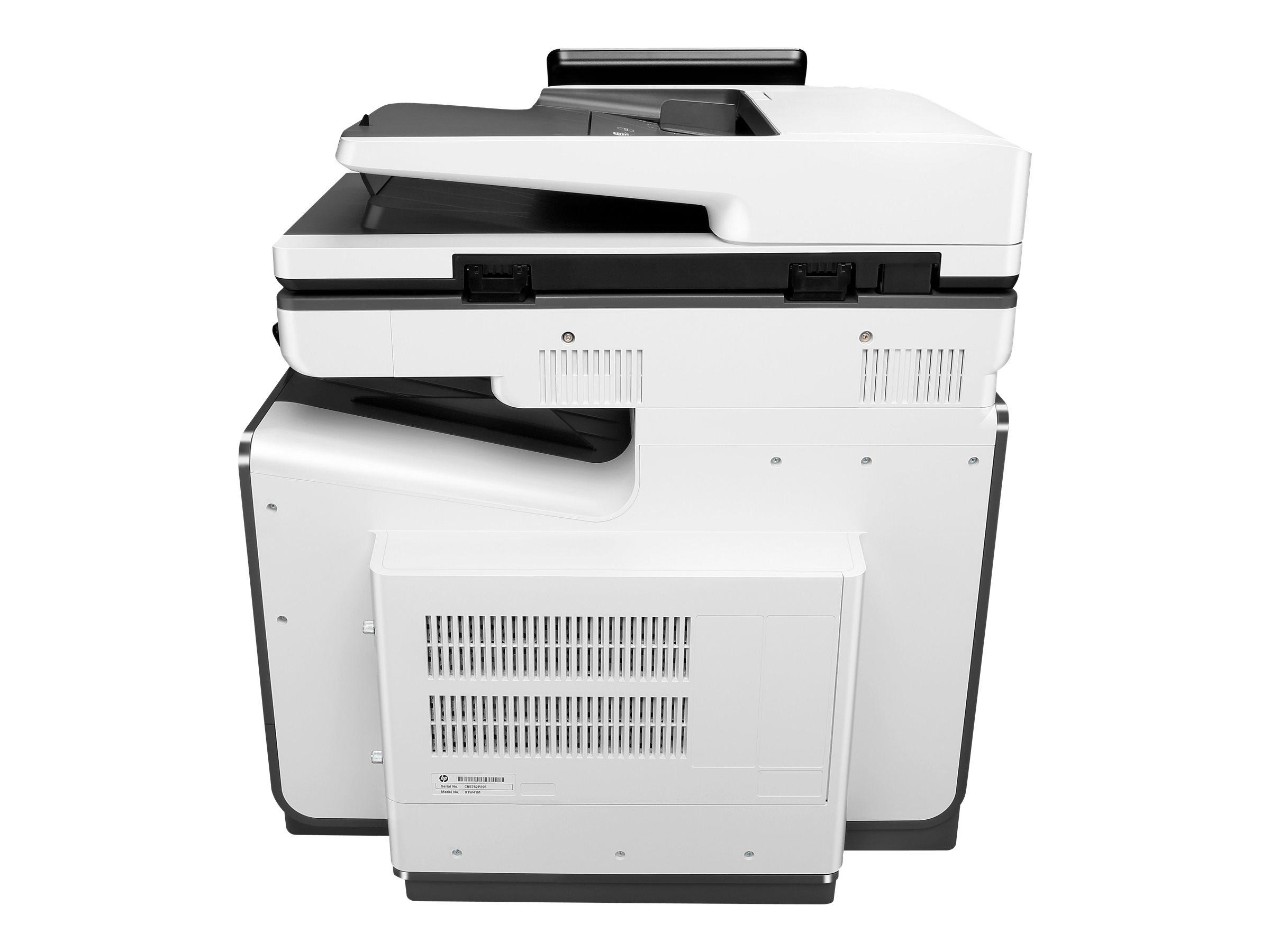 HP PageWide Enterprise Color MFP 586f - Multifunktionsdrucker - Farbe - seitenbreite Palette - 216 x 356 mm (Original)