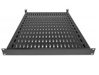 Intellinet 712576 Regalzubehör - Bürokleinmaterial - 483x600 mm - Schwarz