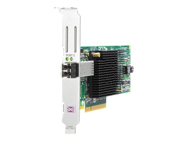 HP 81E PCIe 8Gb FC Single Port HBA (AJ762B)