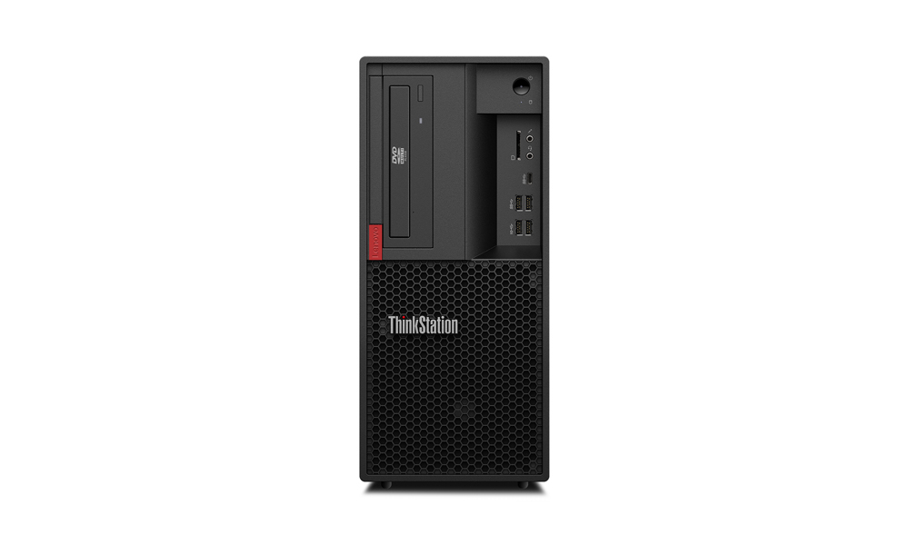 Lenovo ThinkStation P330 - Workstation - Core i7 3 GHz - RAM: 16 GB DDR4, GDDR5X - HDD: 256 GB NVMe - UHD Graphics 600