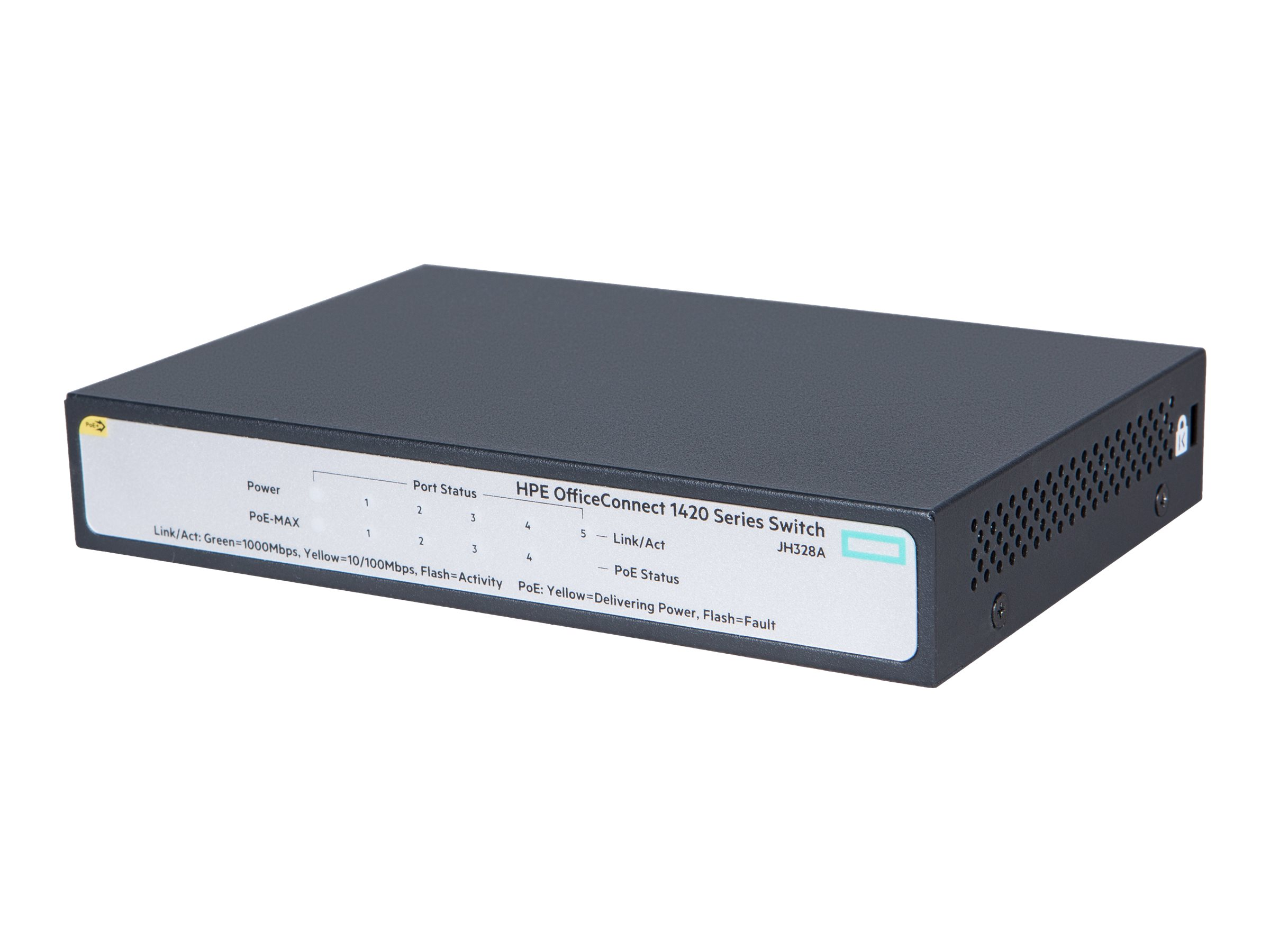 HP Enterprise OfficeConnect 1420 5G PoE+
