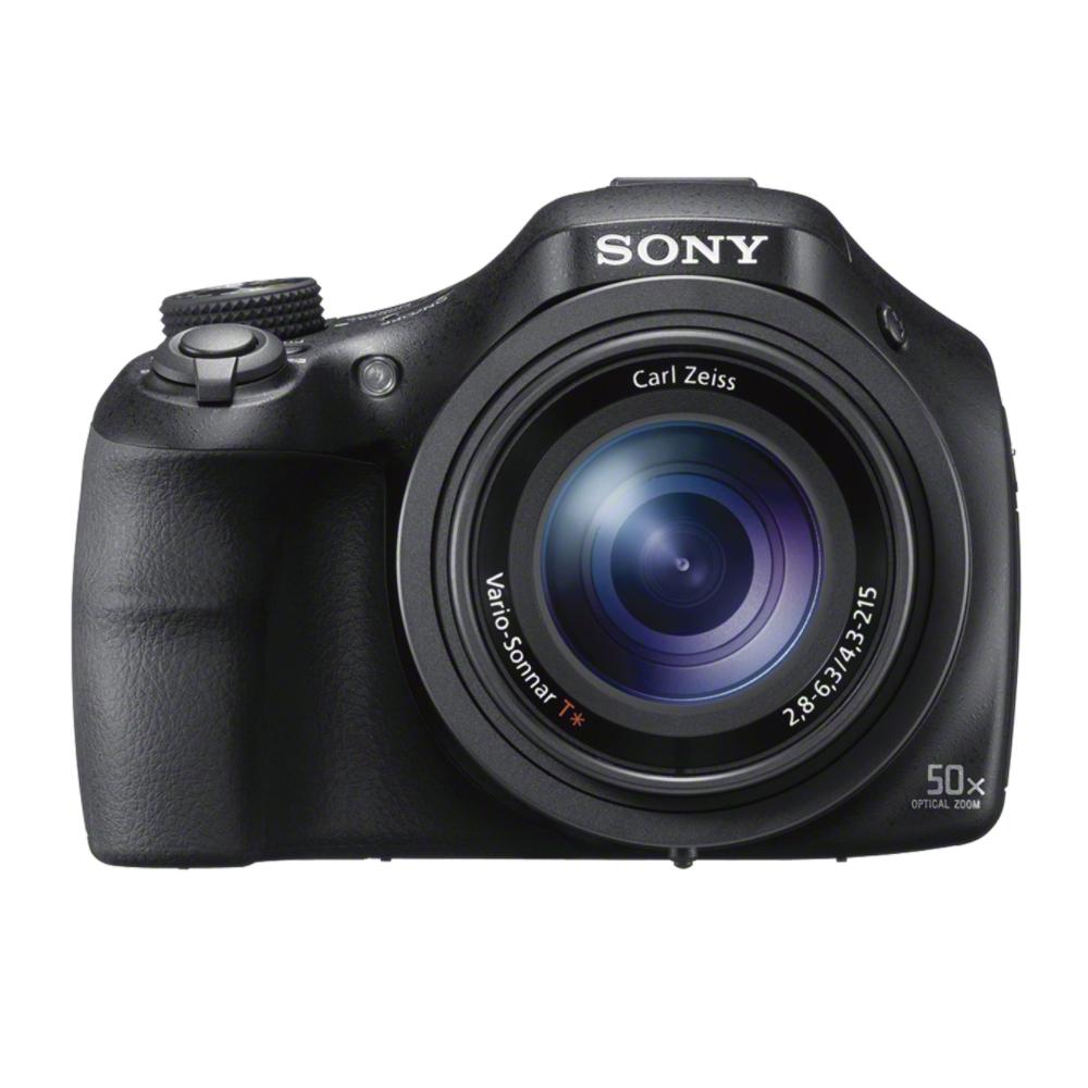 """Image of Sony Cyber-shot DSC-HX400V - Digitalkamera - 20,4 MP CMOS 20,4 mm-20,4 mm 20,4x opt. - Display: 7,6 cm/3"""" TFT - Schwarz"""