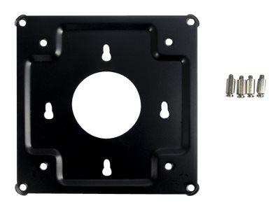 Inter-Tech Systemgehäuse mit Monitor-Montagesatz