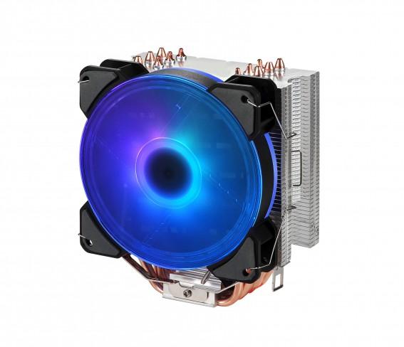 Spire Kühler XERUS 992 6 heat-pipes RGB 12cm Fan