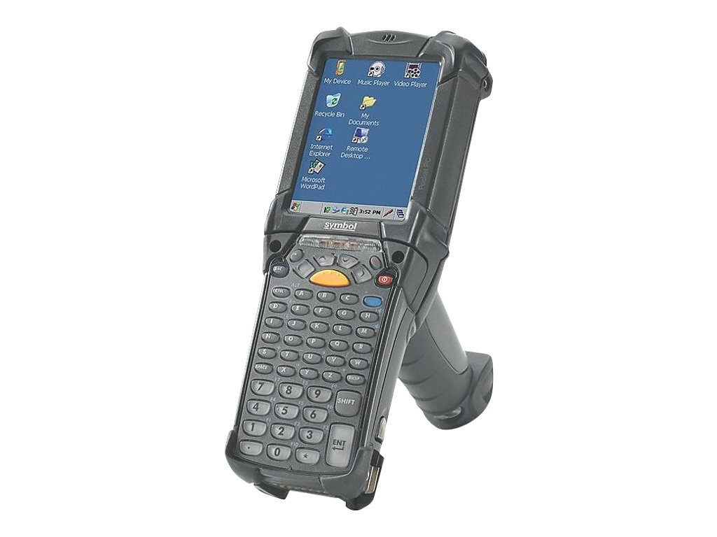 "Zebra MC9200 - Datenerfassungsterminal - Win Embedded Handheld 6.5.3 - 2 GB - 9.4 cm (3.7"")"