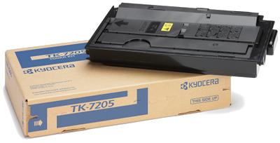 Kyocera TK 7205 - Schwarz - Original