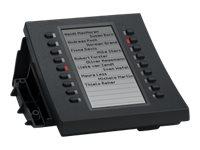 Snom D3 - Funktionstasten-Erweiterungsmodul für Telefon