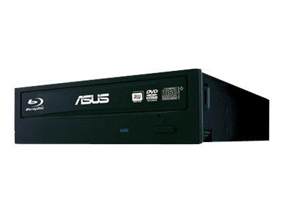 """ASUS BC-12D2HT - Laufwerk - DVD±RW (±R DL) / DVD-RAM / BD-ROM / BDXL - 12x - Serial ATA - intern - 5.25"""" (13.3 cm)"""