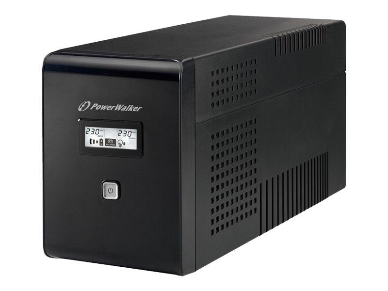 Bluewalker PowerWalker VI 2000 LCD - USV - Wechselstrom 220/230/240 V
