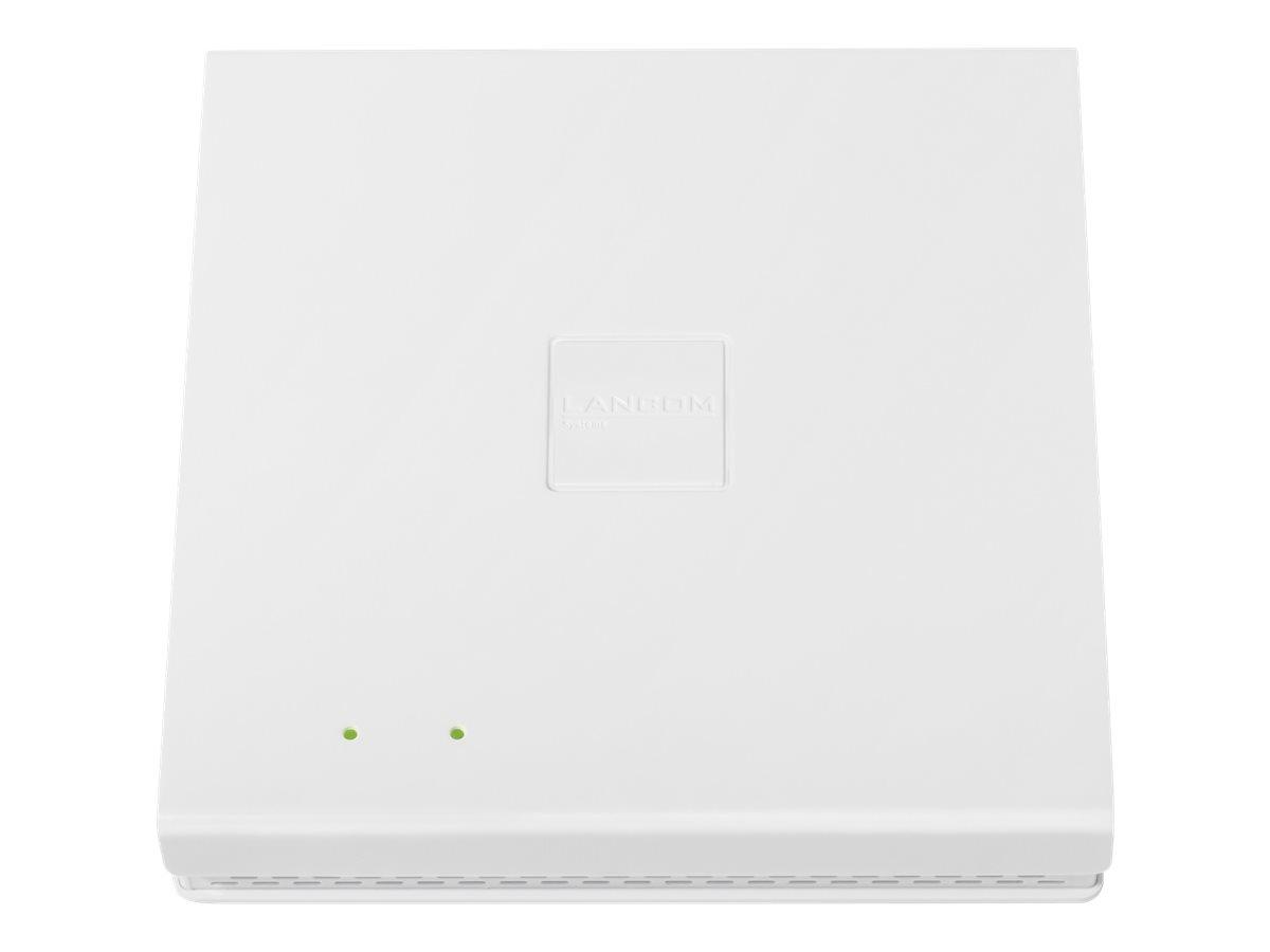 Lancom LN-1700UE - Funkbasisstation - 802.11ac Wave 2 - Bluetooth, Wi-Fi - Dualband - Universität (Packung mit 10)