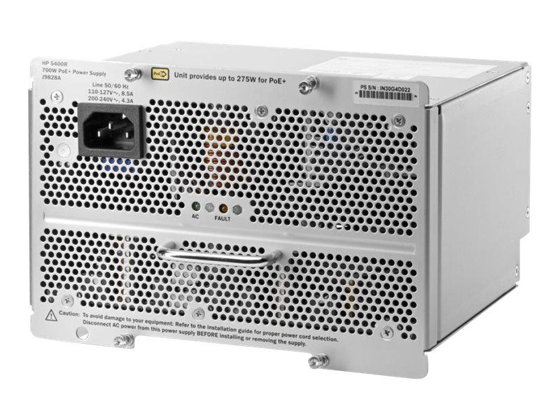 HPE Aruba 5400R 700W PoE+ zl2 PSU (J9828A#ABB)