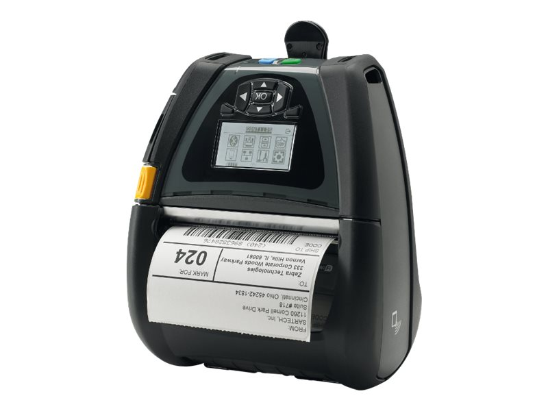 Zebra QLn 420 - Etikettendrucker - Thermopapier - Rolle (11,2 cm)