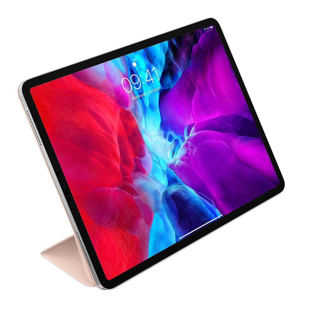 """Apple Smart Folio - Flip-Hülle für Tablet - Polyurethan - rosa sandfarben - 12.9"""" - für 12.9-inch iPad Pro (3. Generation, 4. Generation)"""