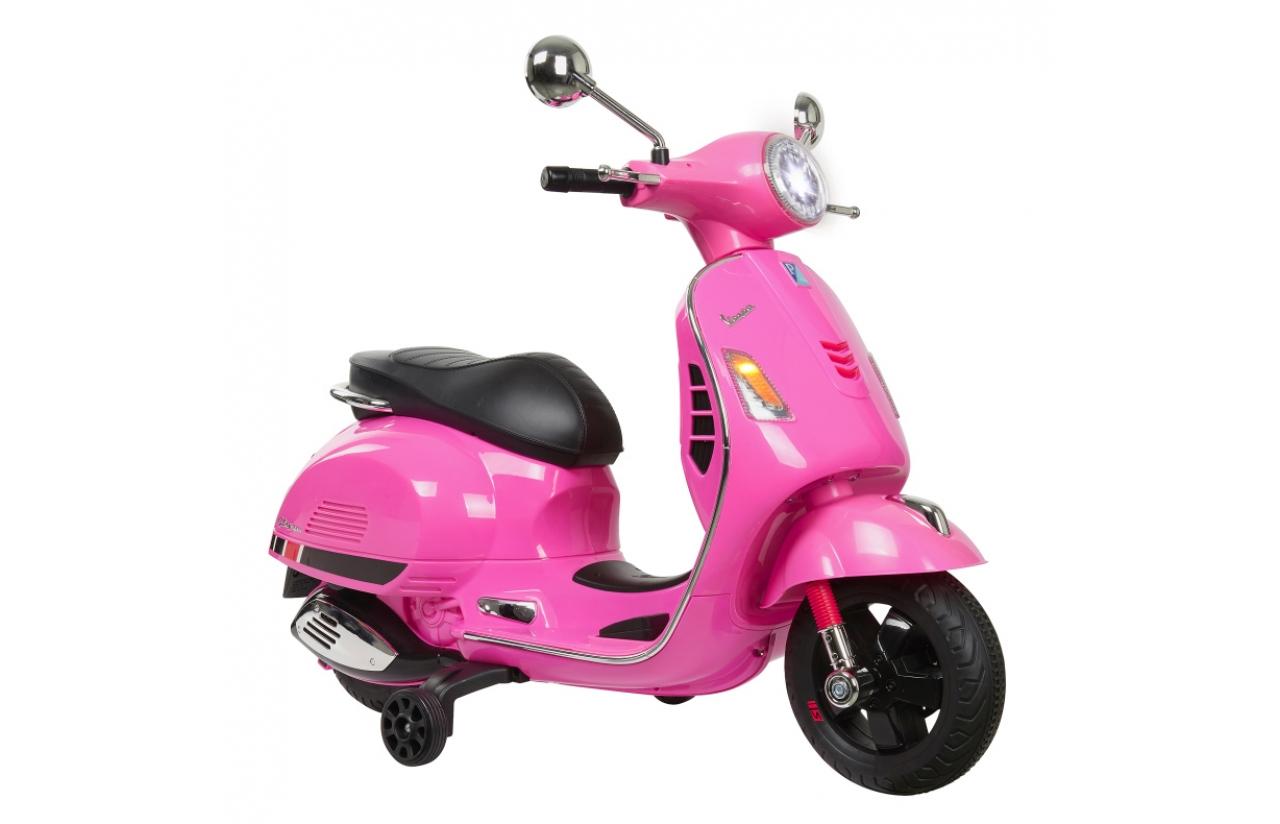 JAMARA 460349 - Batteriebetrieben - Roller - Junge/Mädchen - 3 Jahr(e) - 4 Rad/Räder - Pink