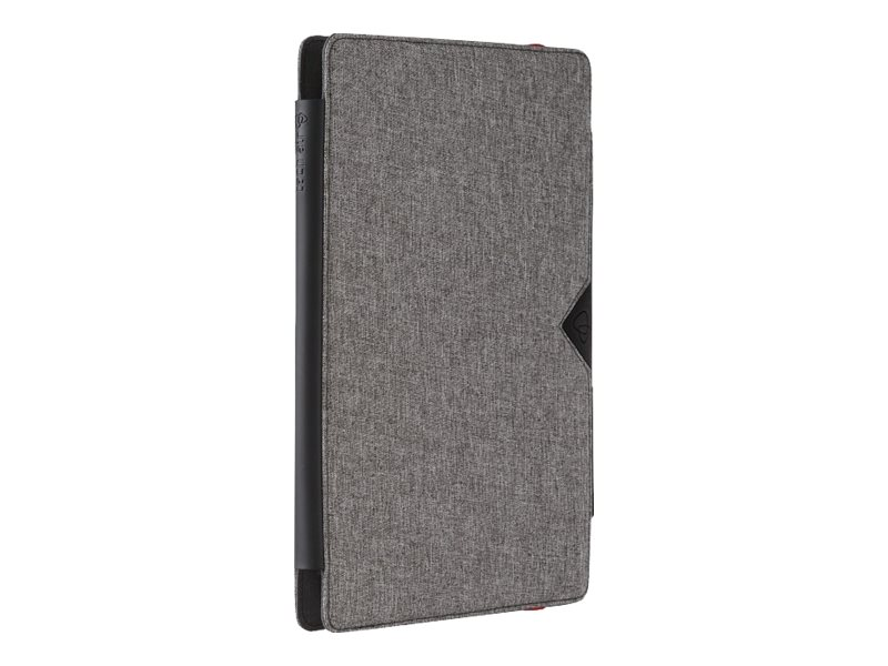 Tech air Folio stand - Flip-Hülle für Tablet - Polyester