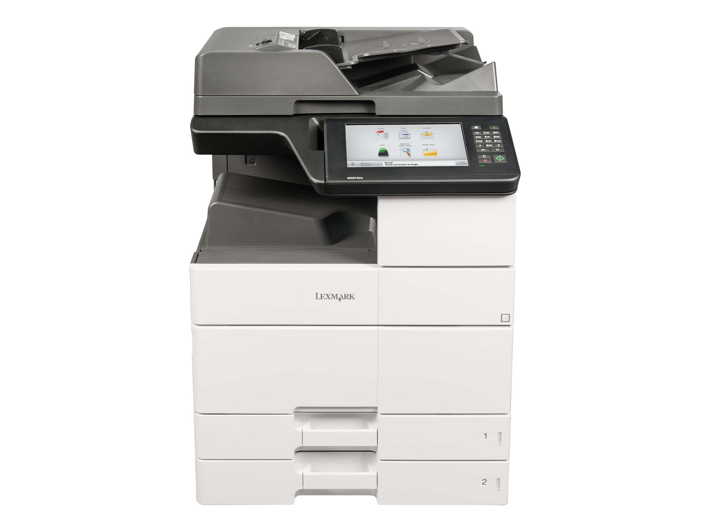 Lexmark MX910de - Multifunktionsdrucker - s/w - Laser - 297 x 432 mm (Original)