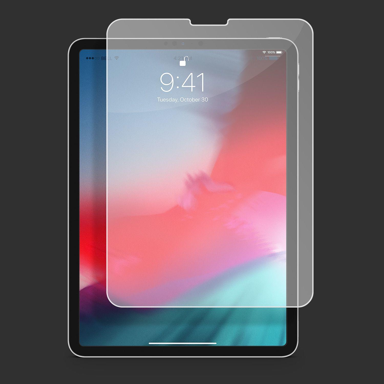 "Compulocks DoubleGlass Clear screen protector Tablet Apple iPad 10.2"" (2019) Bump resistant,Scratch resistant Transparent"