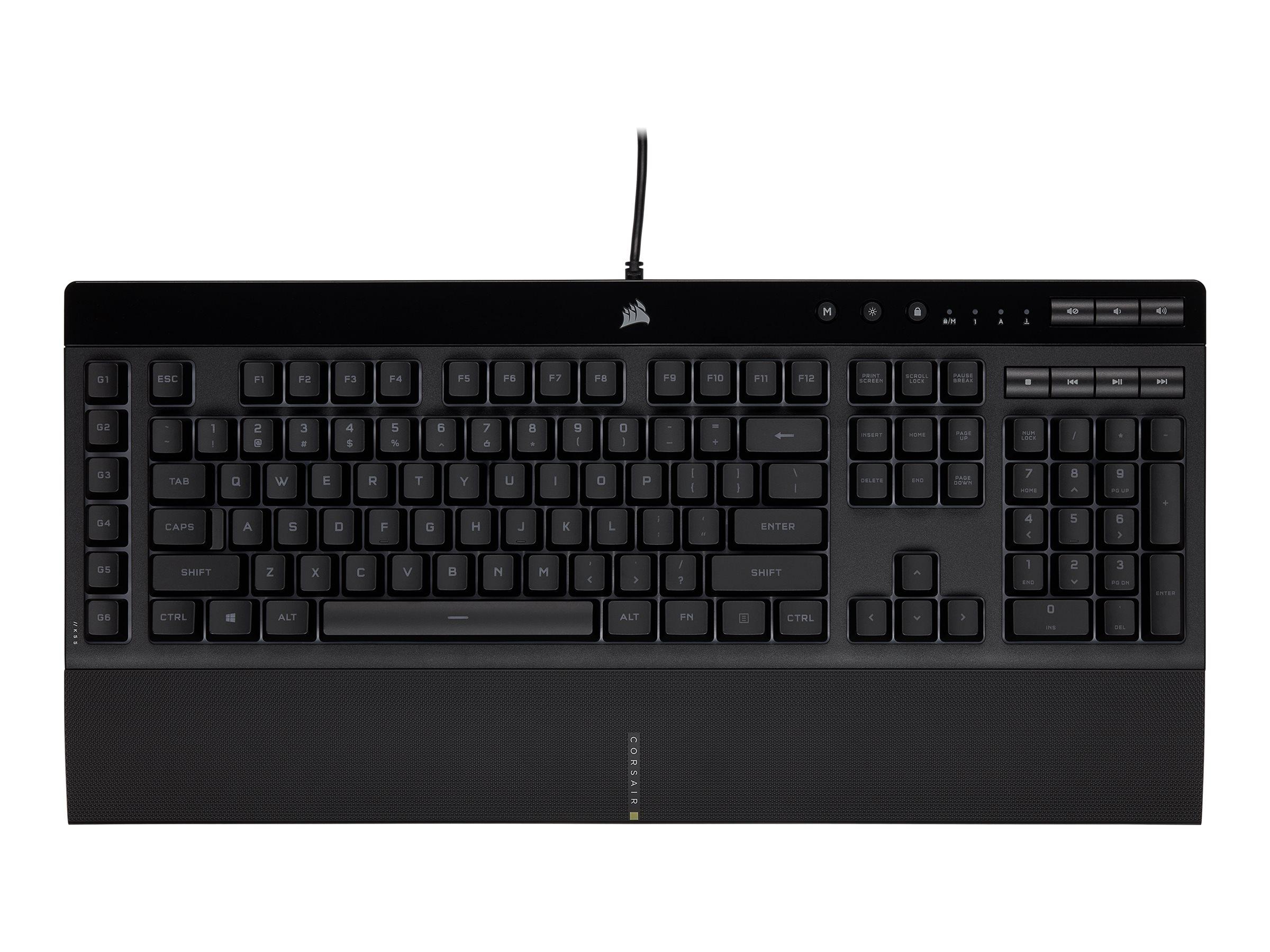 Corsair Gaming K55 RGB PRO XT - Tastatur - Hintergrundbeleuchtung
